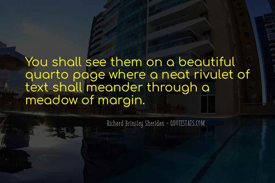 Richard Brinsley Sheridan Quotes #883738