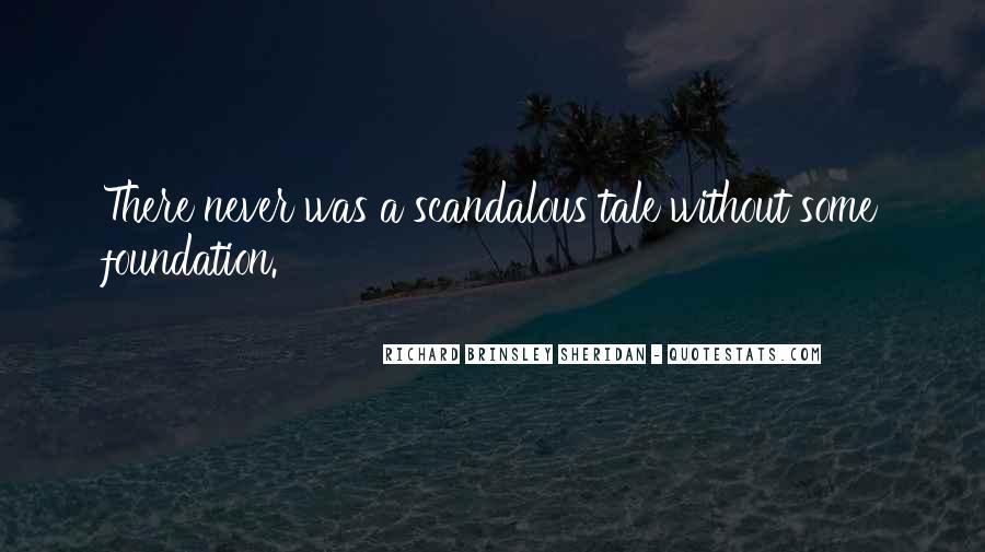 Richard Brinsley Sheridan Quotes #928823