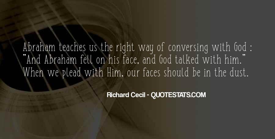 Richard Cecil Quotes #1318374