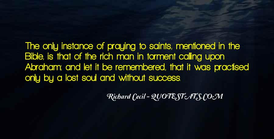 Richard Cecil Quotes #1404675