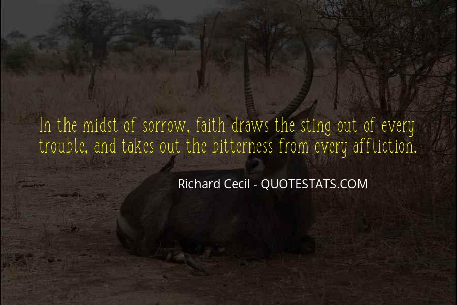 Richard Cecil Quotes #1558279