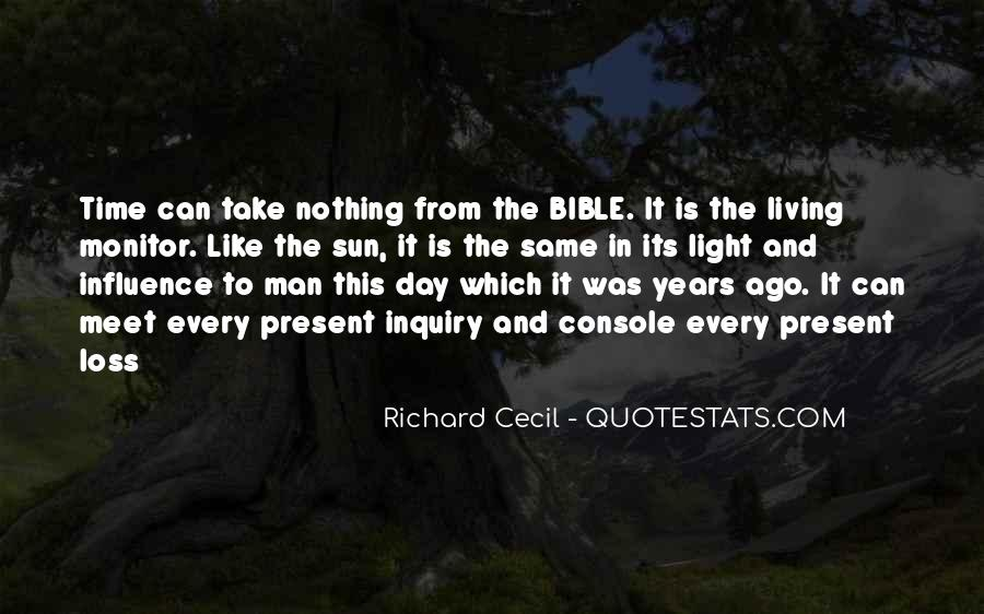 Richard Cecil Quotes #1612088