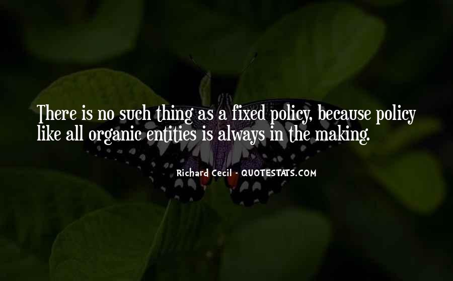 Richard Cecil Quotes #24968