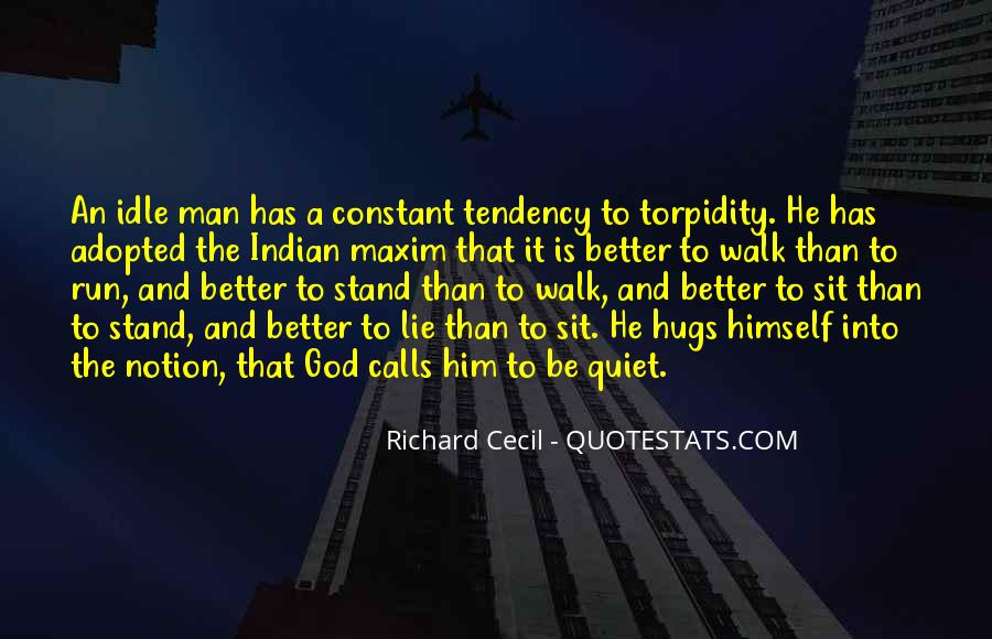 Richard Cecil Quotes #385483