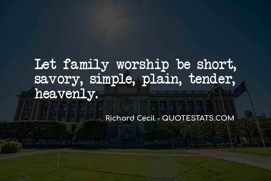 Richard Cecil Quotes #431154