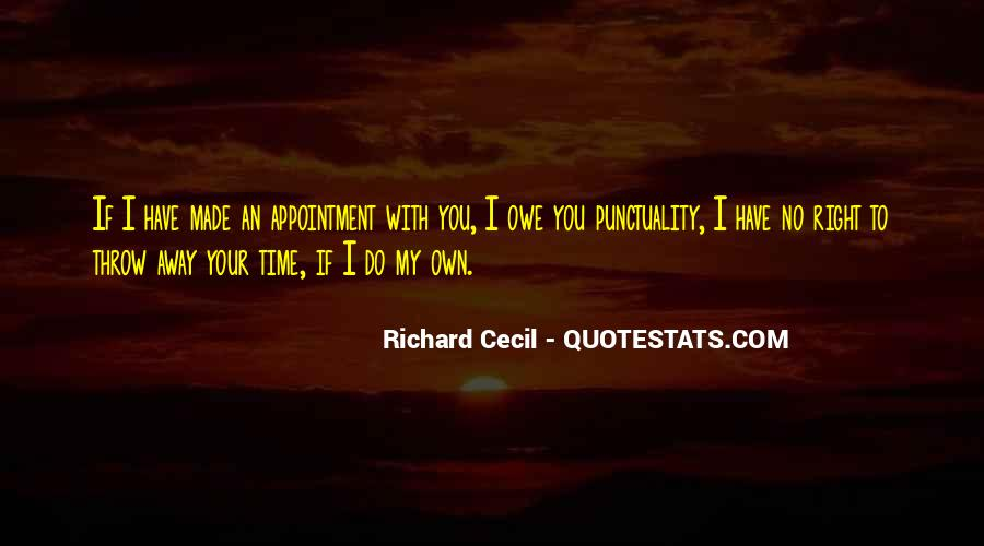Richard Cecil Quotes #509975