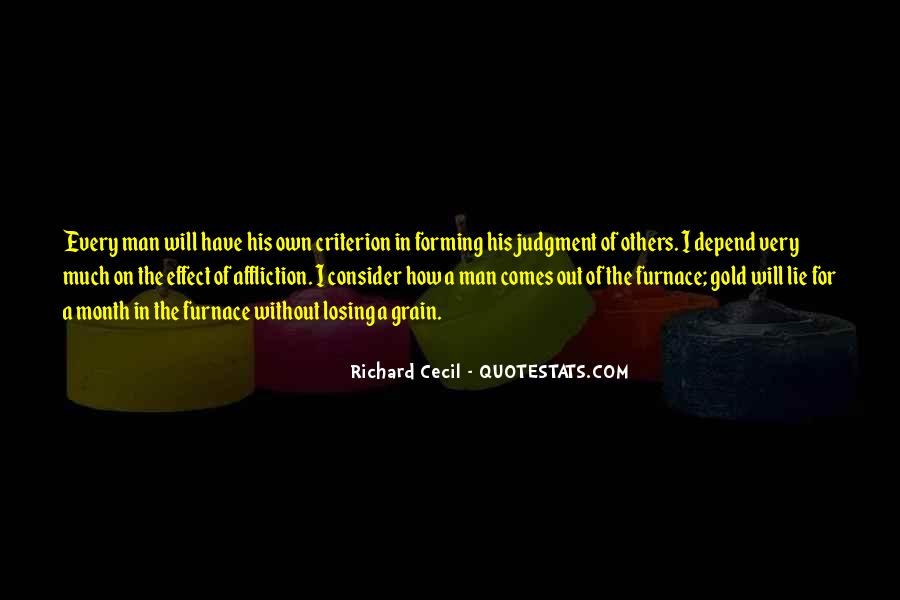 Richard Cecil Quotes #538147