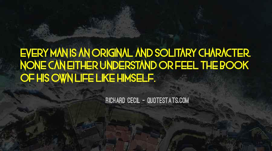 Richard Cecil Quotes #606151