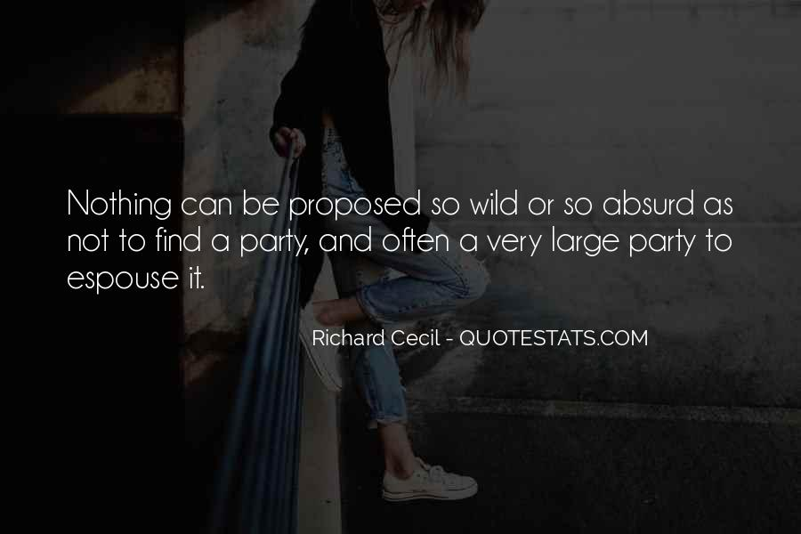 Richard Cecil Quotes #636652