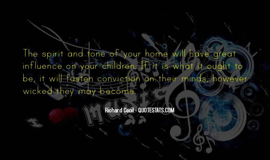 Richard Cecil Quotes #6659