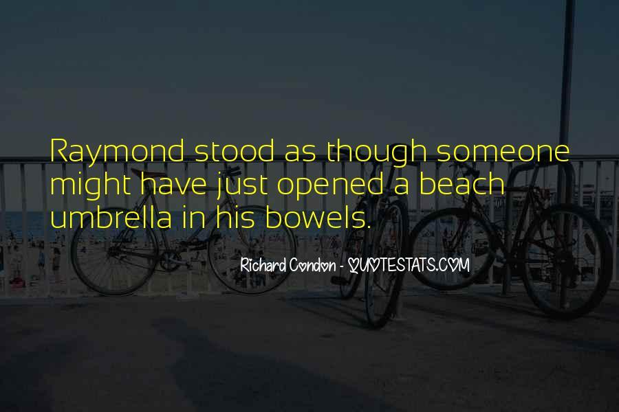 Richard Condon Quotes #115895