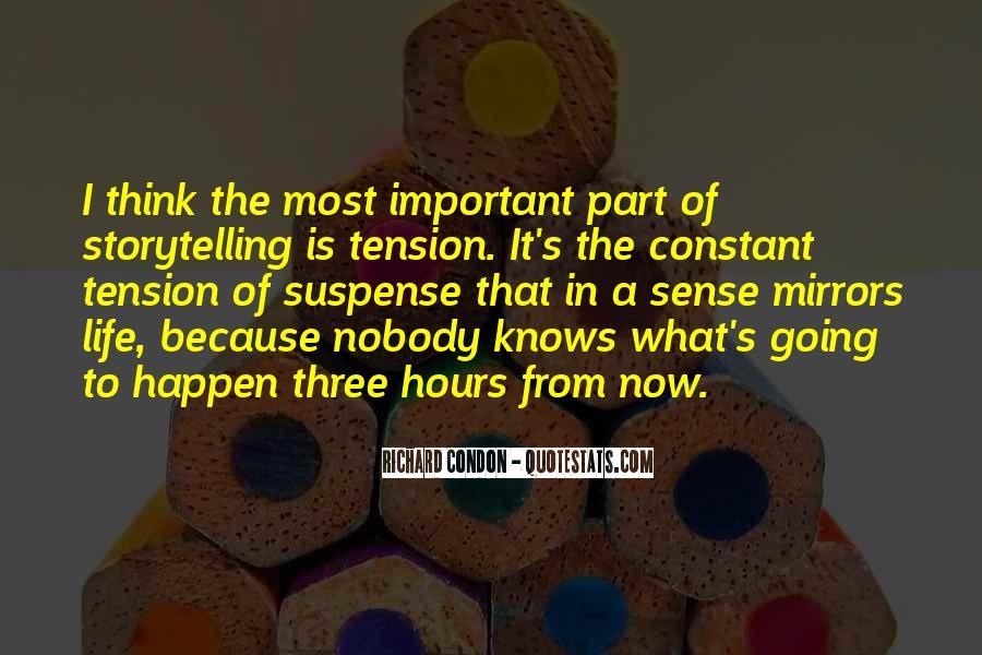 Richard Condon Quotes #1388913