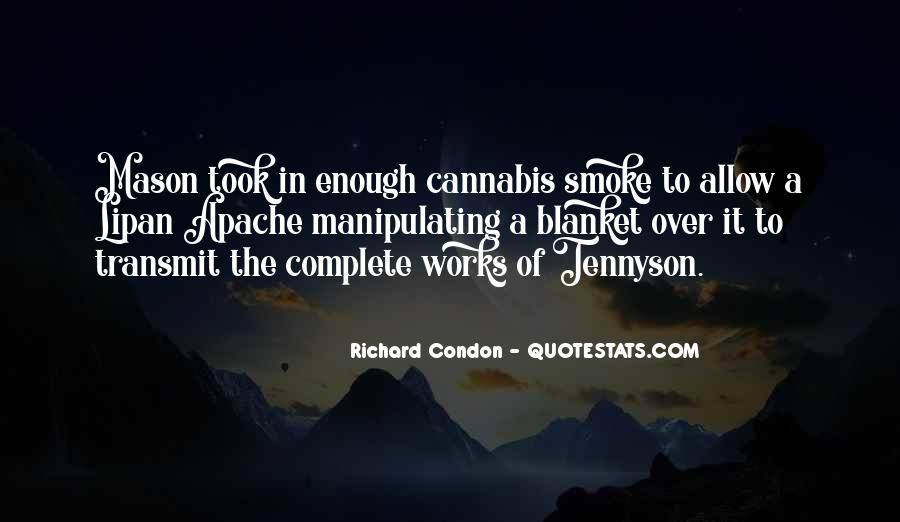 Richard Condon Quotes #423886