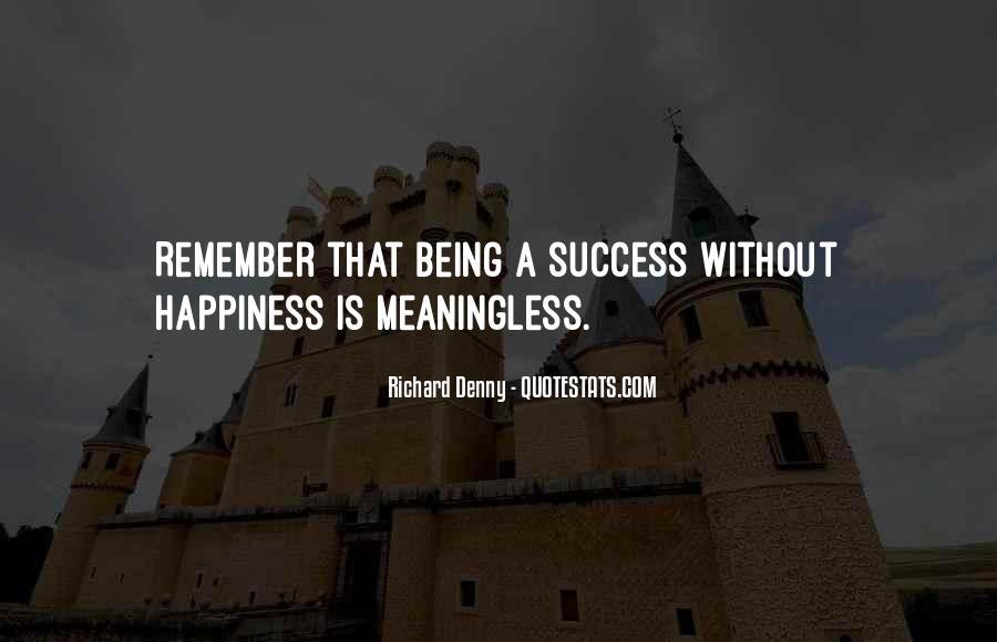 Richard Denny Quotes #143007