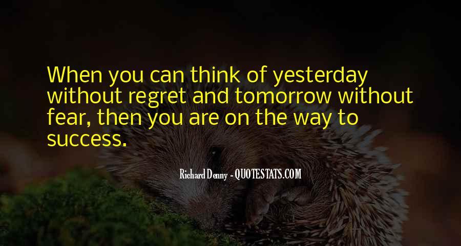 Richard Denny Quotes #1593462