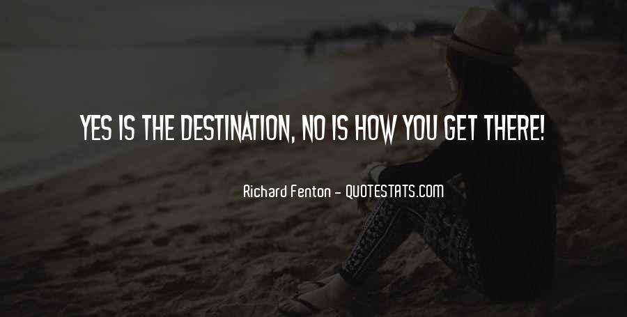 Richard Fenton Quotes #151815