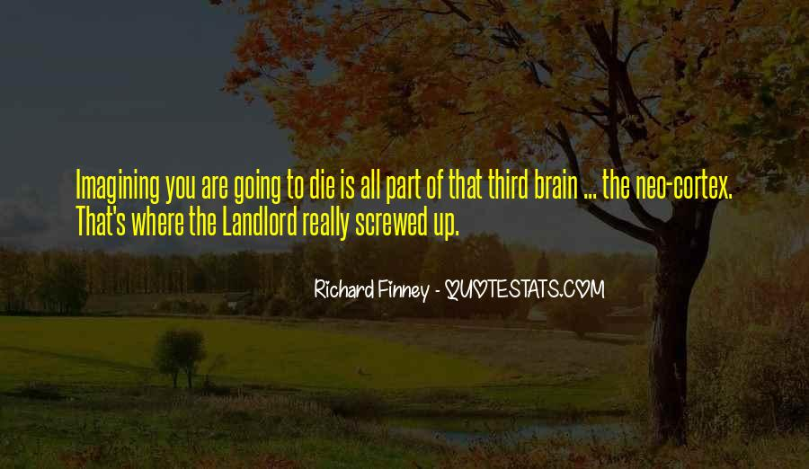 Richard Finney Quotes #1092793