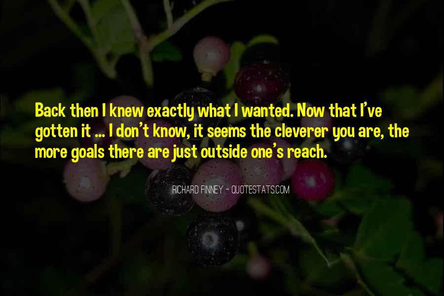 Richard Finney Quotes #120463