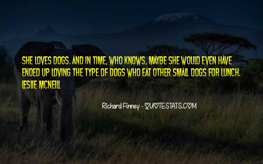 Richard Finney Quotes #1381757