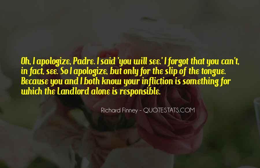 Richard Finney Quotes #362085