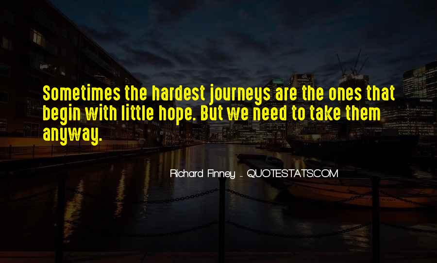 Richard Finney Quotes #72253
