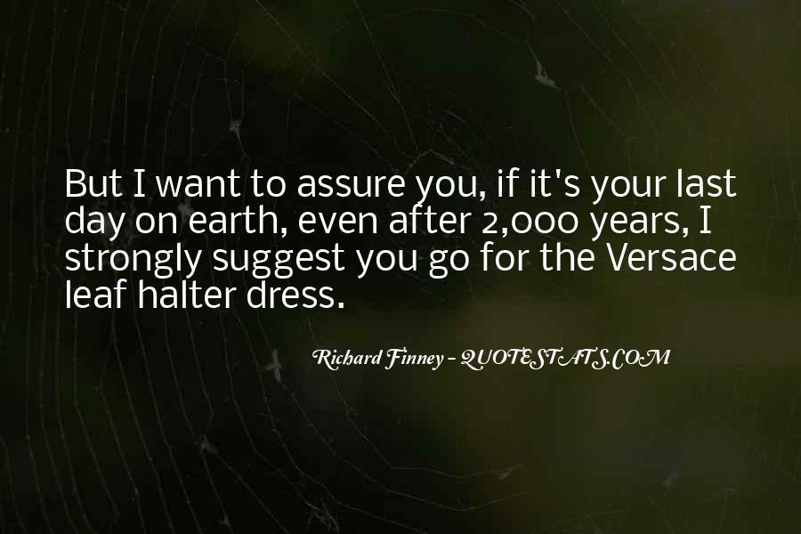 Richard Finney Quotes #752282