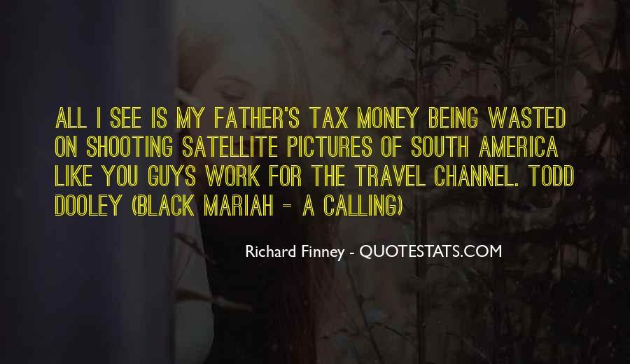 Richard Finney Quotes #796119