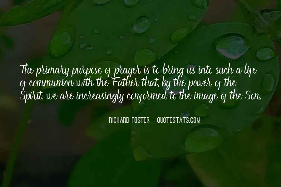 Richard Foster Quotes #361266