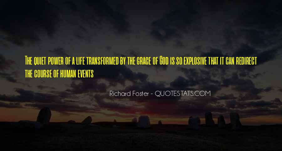 Richard Foster Quotes #444265