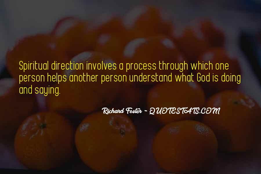Richard Foster Quotes #871179
