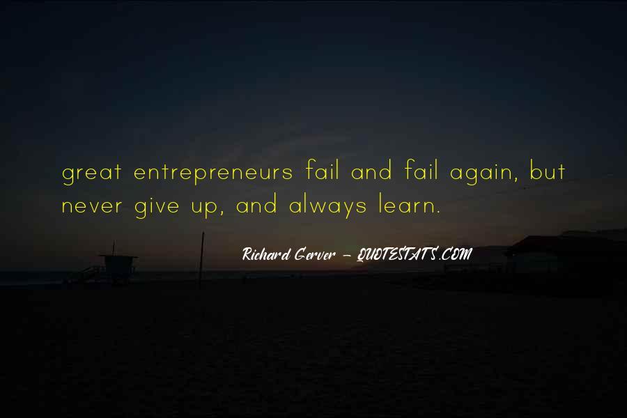 Richard Gerver Quotes #994712