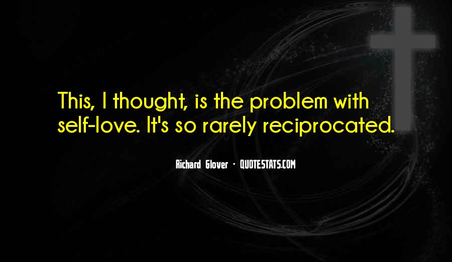 Richard Glover Quotes #107305