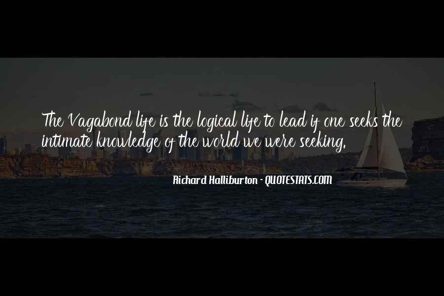 Richard Halliburton Quotes #1306801
