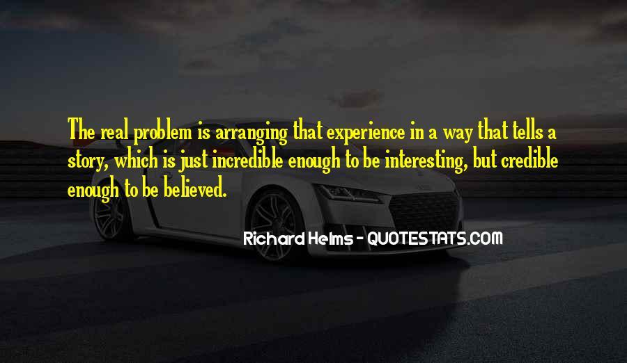 Richard Helms Quotes #1149948