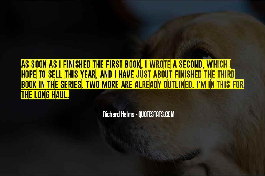 Richard Helms Quotes #1314144
