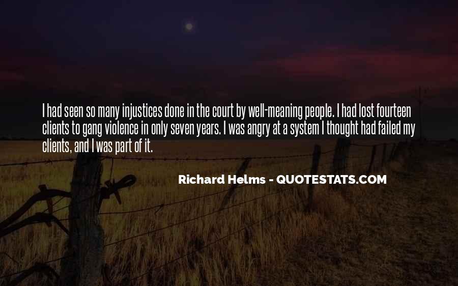 Richard Helms Quotes #1354165