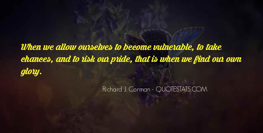 Richard J. Corman Quotes #937536