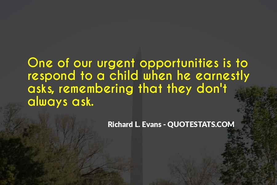 Richard L. Evans Quotes #1151972