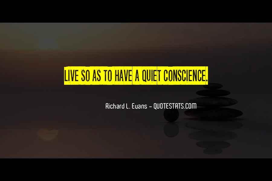 Richard L. Evans Quotes #1472956