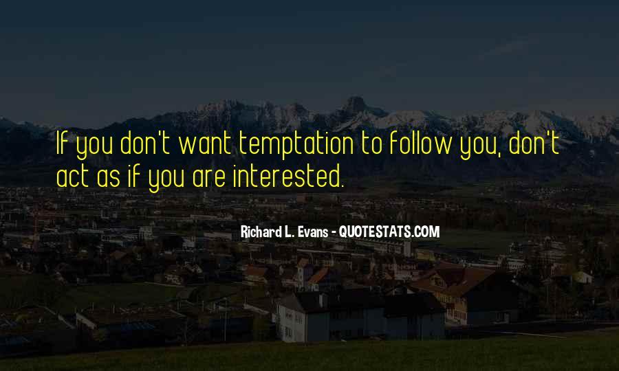 Richard L. Evans Quotes #1533110