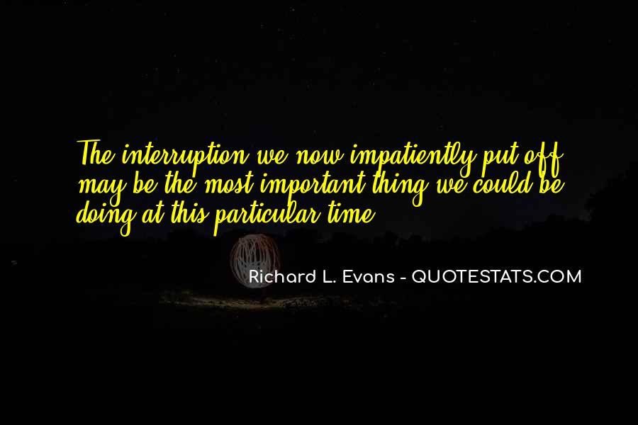 Richard L. Evans Quotes #386784
