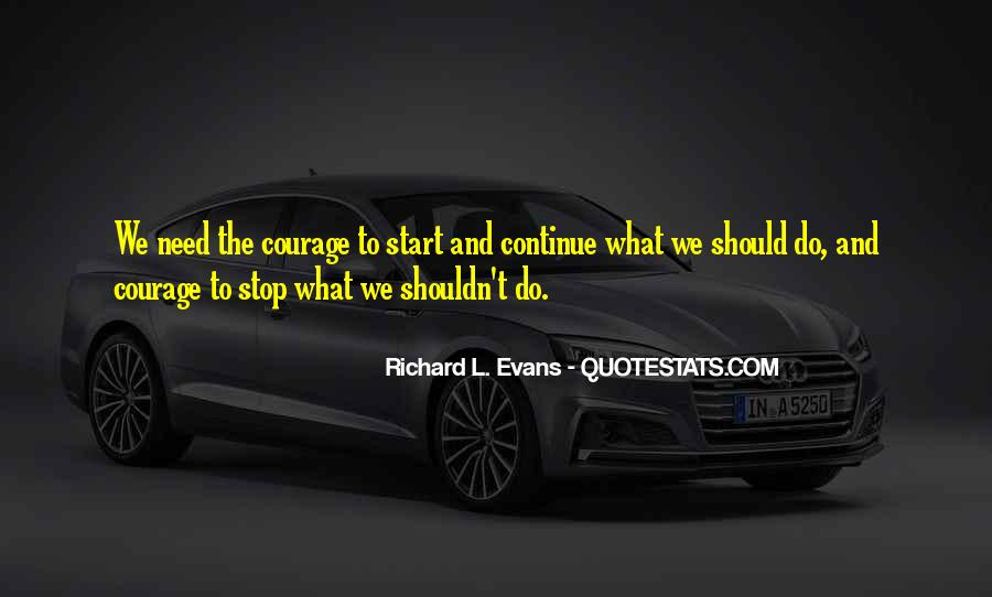 Richard L. Evans Quotes #598822