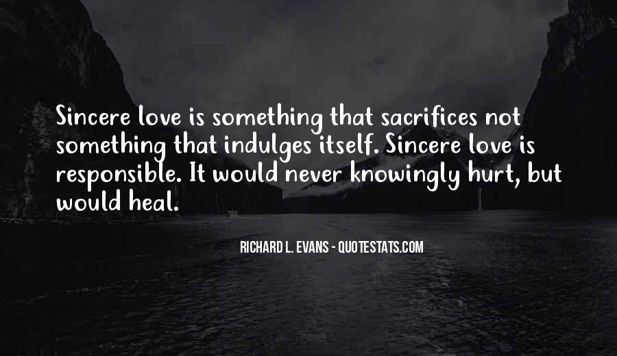 Richard L. Evans Quotes #79993