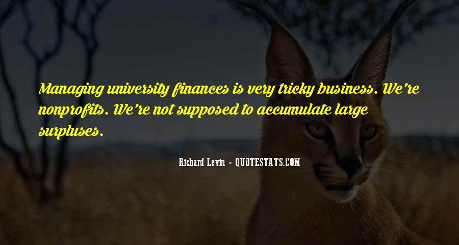 Richard Levin Quotes #1577134