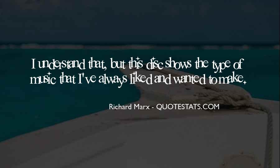 Richard Marx Quotes #1134205