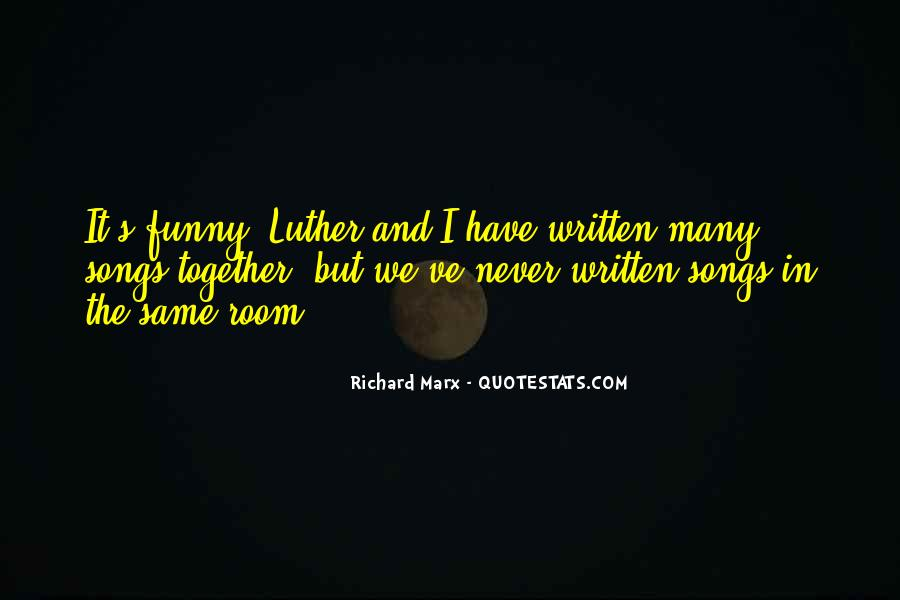Richard Marx Quotes #144352