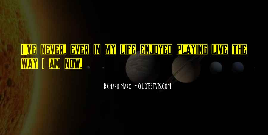 Richard Marx Quotes #1521526