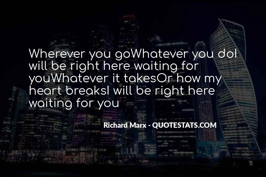 Richard Marx Quotes #1675075