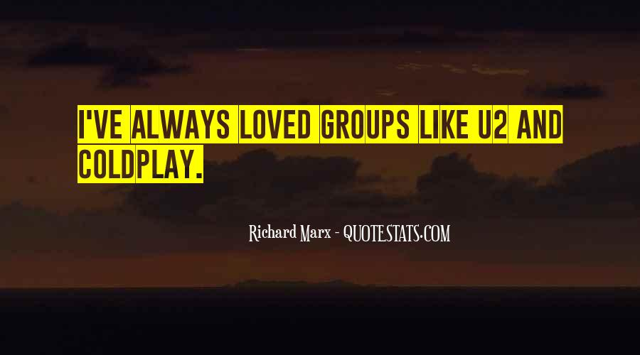 Richard Marx Quotes #1738944