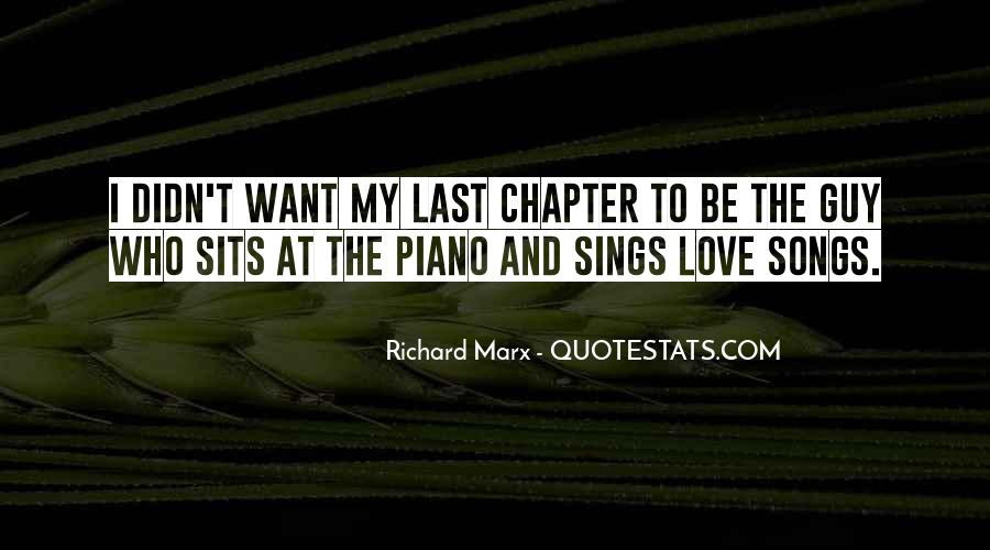 Richard Marx Quotes #546749